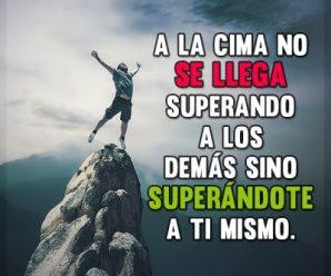 Frases Cortas De Superacion Ppersonal Y Exito