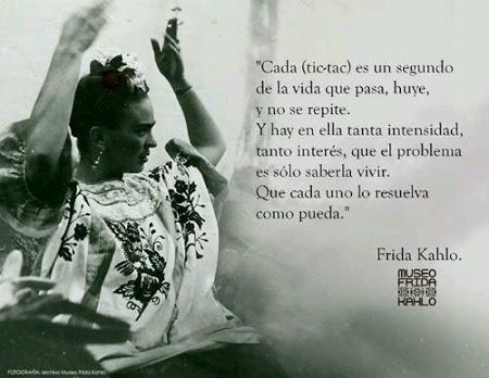Frases de Frida Kahlo para compartir en facebook