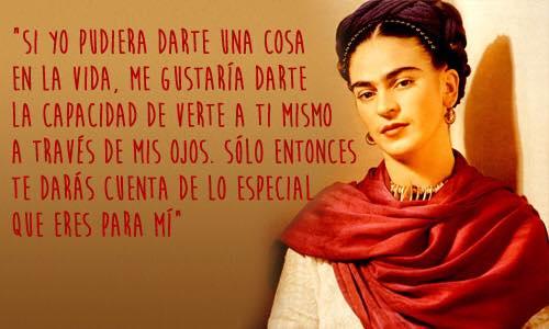 Frases de Frida Kahlo para compartir