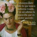 Imagen De Frida Kahlo Para Facebook Con Frases