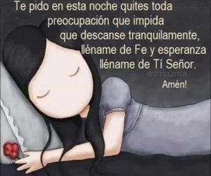 Imagenes Con Oraciones De Buenas Noches