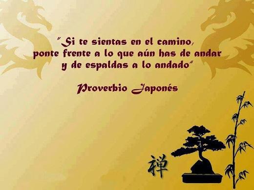 Imagenes Con Proverbios Japoneses De Superacion