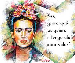 Imagenes con frases de Frida Kahlo para descargar