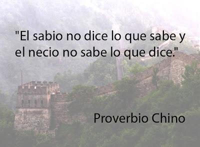 Imagenes con frases de proverbios chinos