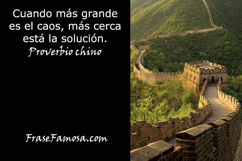 Imagenes con proverbios chinos para compartir en facebook
