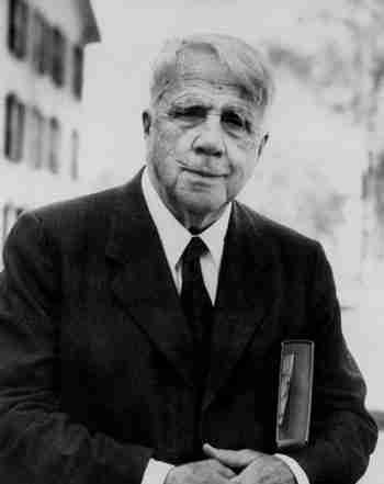 Robert Frost Frases Significativas para pensar