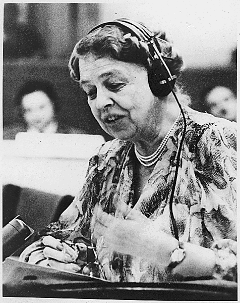 Significativas Frases De Eleanor Roosevelt