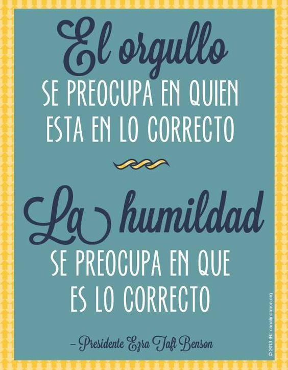 Imagenes con frases para reflexionar sobre la humildad