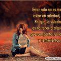 Imagenes Con Frases Sobre La Soledad Para Compartir Y Reflexionar