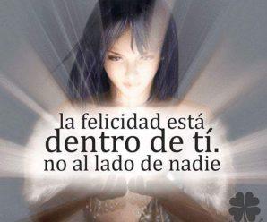 Imagenes De Felicidad Con Frases Lindas