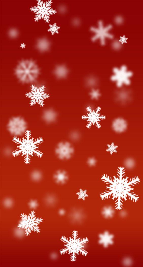 fondo-navideno-de-celular-de-copos-nieve
