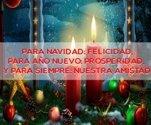 Imagenes Con Mensajes De Feliz Navidad Y Año Nuevo