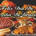 Imagenes Feliz Día De Acción De Gracias Para WhatsApp