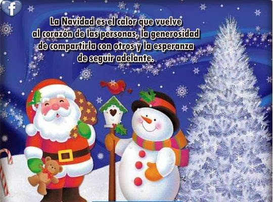 imagenes-de-munecos-de-nieve-con-mensajes-de-navidad