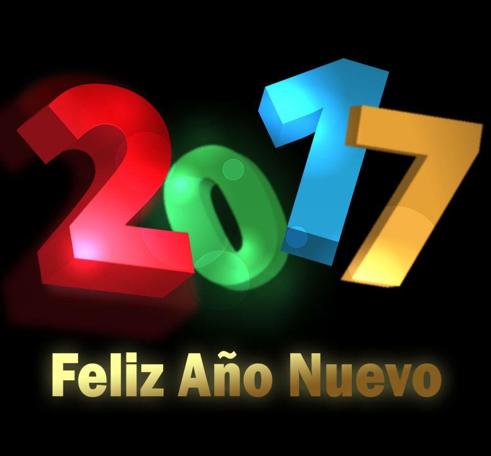 Imagenes 2017 Feliz año nuevo para Facebook