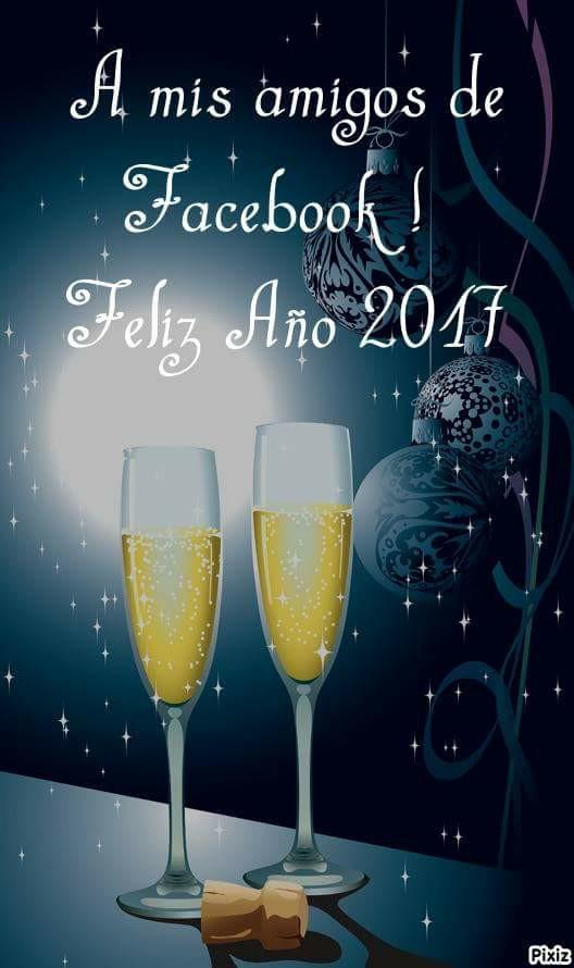 Imagenes De Año Nuevo Para Felicitar A Mis Amigos Del Facebook
