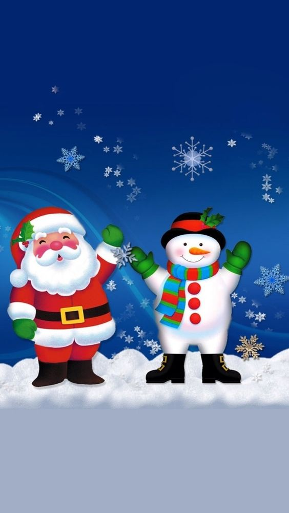 Imagenes de navidad para fondo de celular