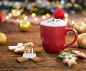 Imagenes De Tazas De Café Navideñas Para Facebook