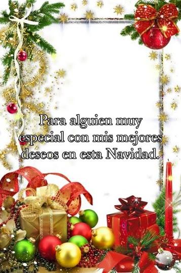 Mensaje navideño para enviar por whatsapp