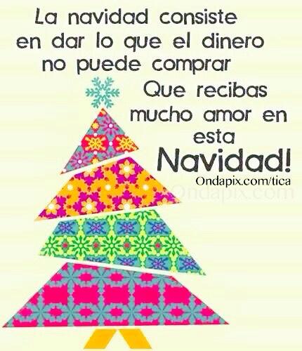 Mensajes De Navidad Bonitos Para Publicar En Facebook