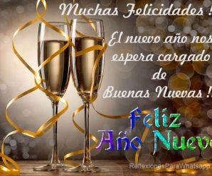 Imagenes De Brindis Año Nuevo Para Facebook