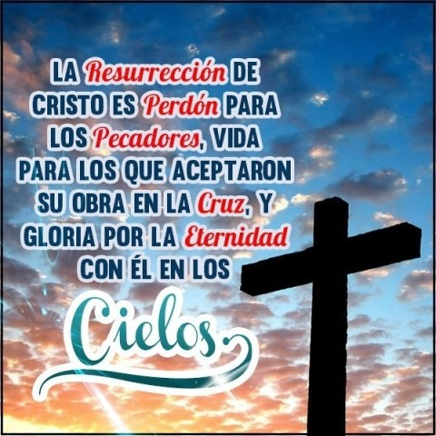 Frases Sobre la Resurrección de Jesús para compartir