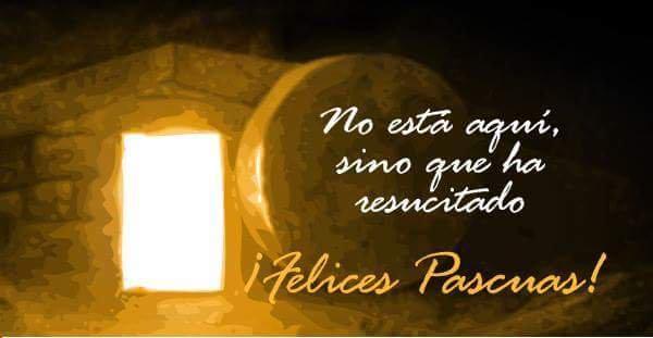 Imagenes Con Mensajes Para Desear Felices Pascuas de Resurrección