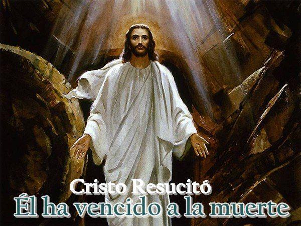 Imagenes Cristo Resucitó para Facebook