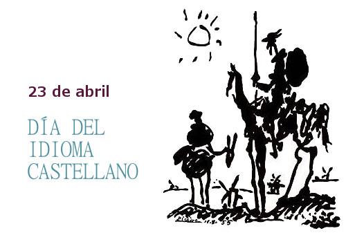 Imagenes del día del idioma Castellano