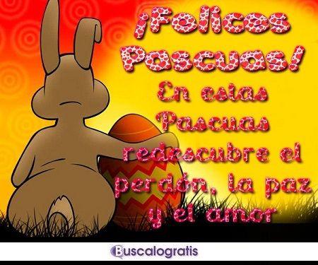 Imagenes para enviar y desear Felices Pascuas De Resurrección