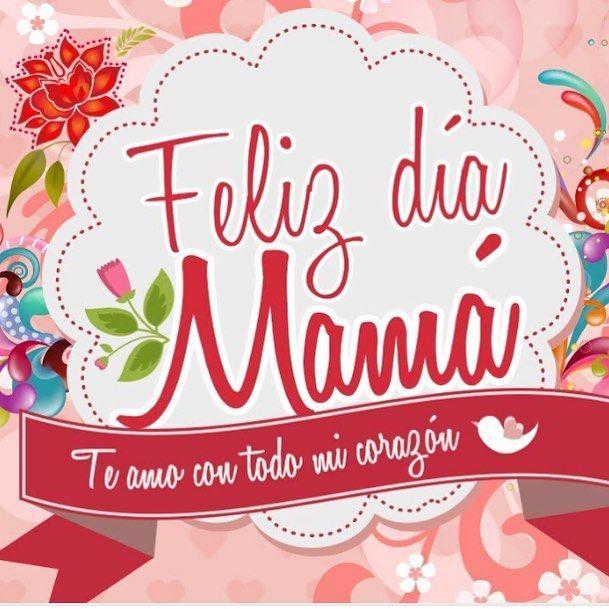Afiche del día de la madre para facebook