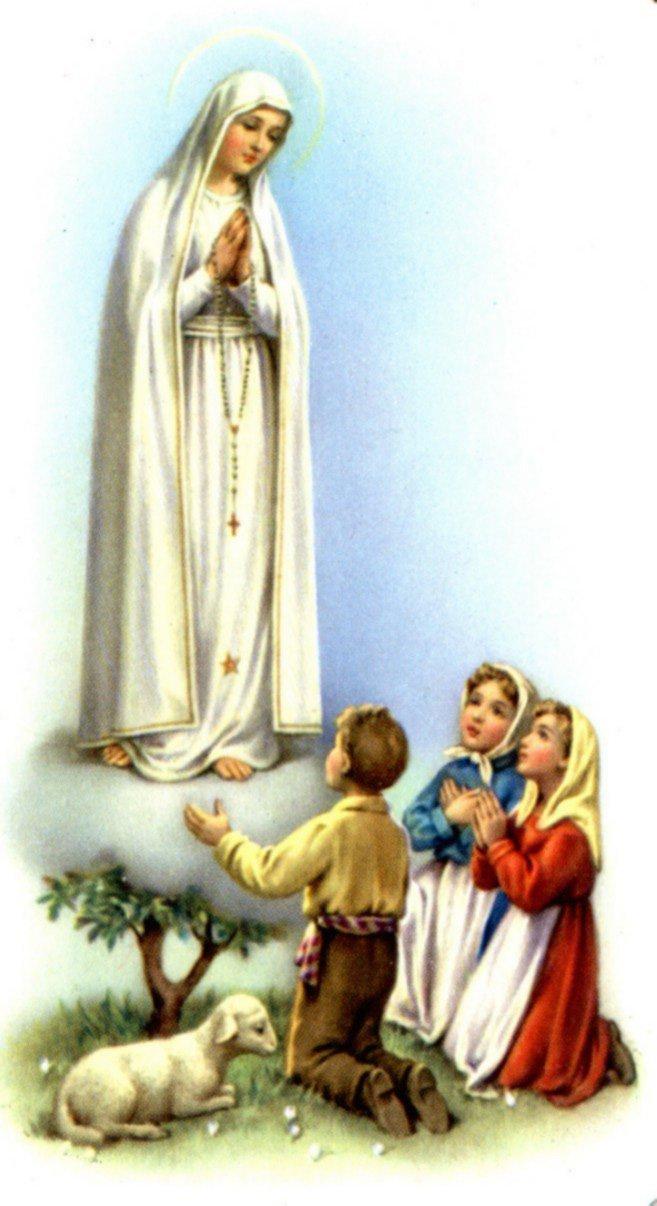 Descargar imagenes de la Virgen de Fatima