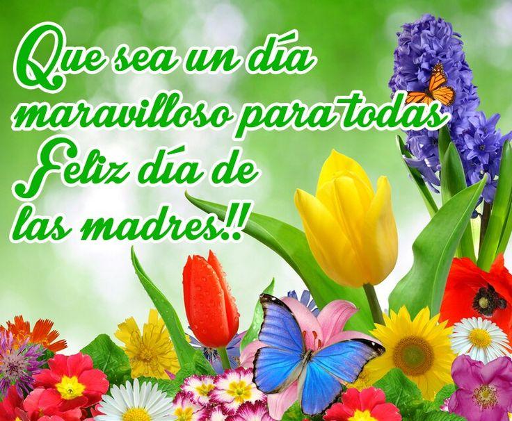 Feliz Dia De Las Madres para Facebook