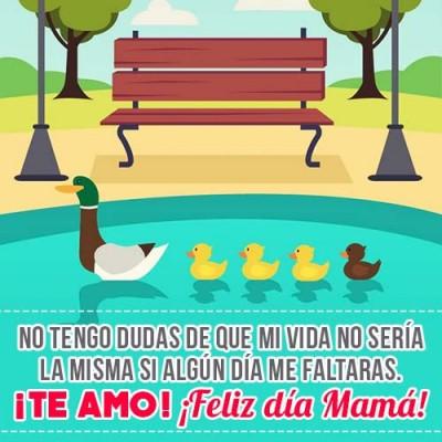 Feliz día de la madre en lindas imagenes para whatsapp