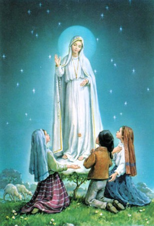 Imagenes de la Virgen de Fatima para descargar