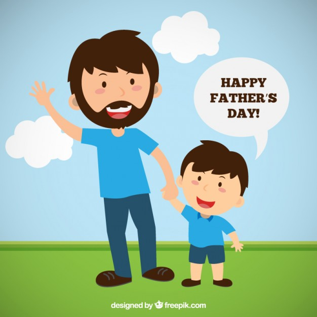 Graficos Happy father's day