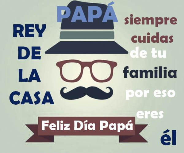 Imagenes de carteles con mensajespara enviar a papa en su día