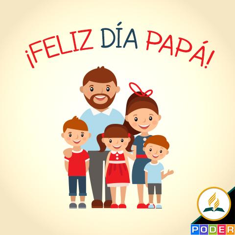 Imagenes de dibujos bonitos feliz día papá