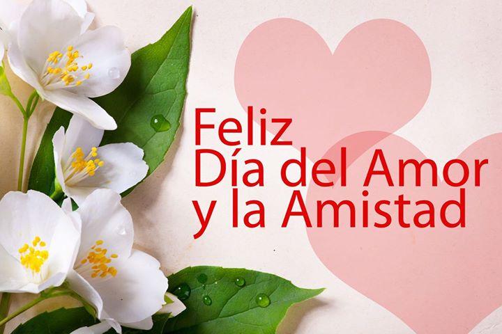 Imagen de flores feliz díadel amor y la amistad