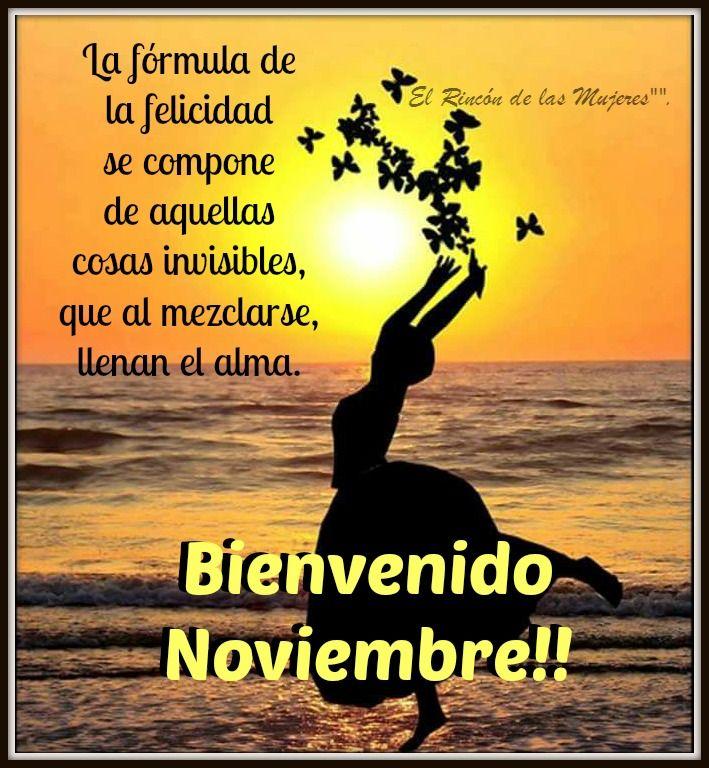 Imagenes para whatsapp bienvenido noviembre