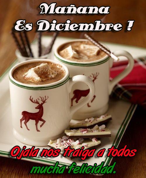 Mañana Es Diciembre Imagenes Para Compartir