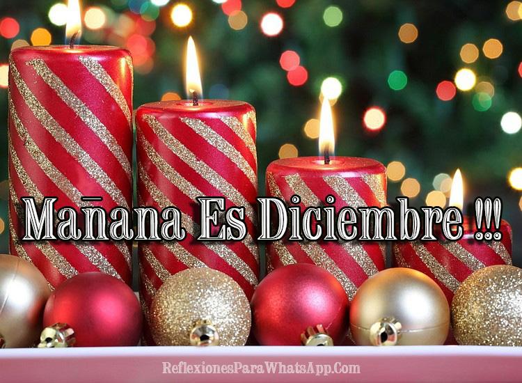 Mañana es diciembre imagenes para facebook