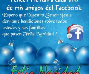 Imagenes Con Mensajes Para Desear Feliz Navidad A Mis Amigos Del Facebook