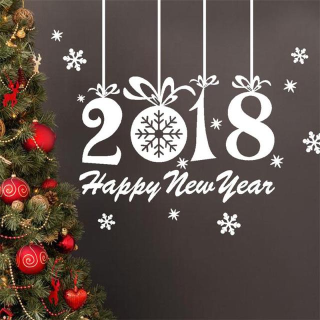Feliz año nuevo 2018 para perfil de facebook