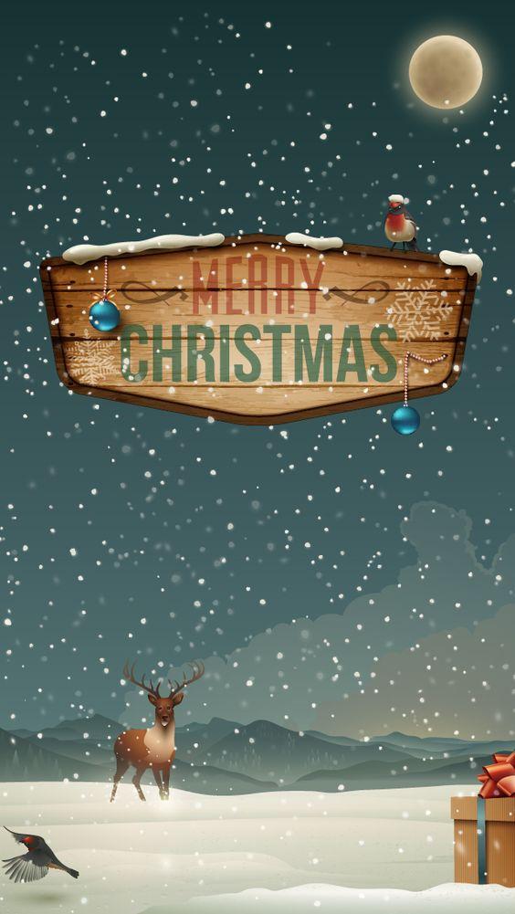 Fondos navideños para celular