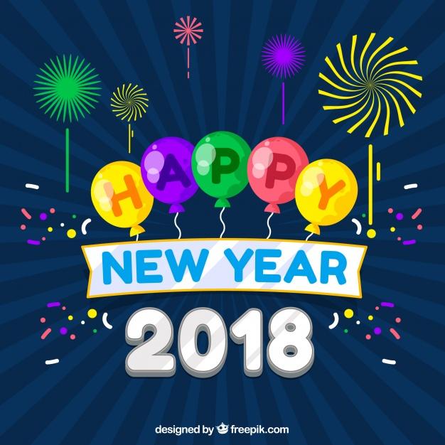 Imagen para perfil  de whatsapp feliz año 2018