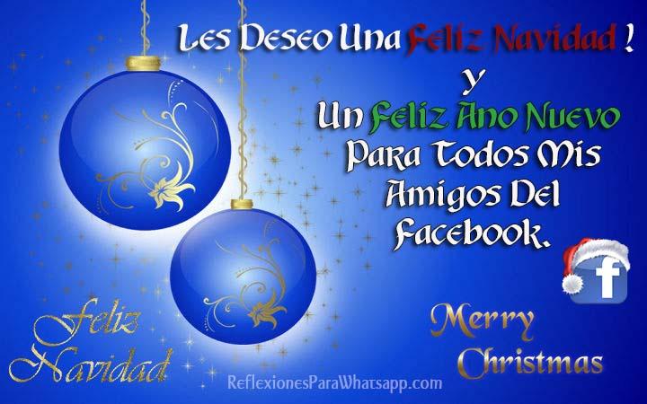 Mensajes navideños en Imagenes para mis amigos del facebook