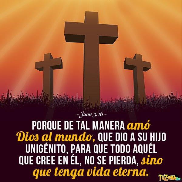 Mensaje Cristiano para Semana Santa en Imagenes