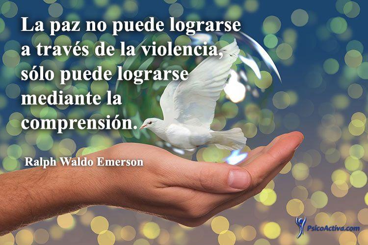 Frases de paz para enviar por mensaje