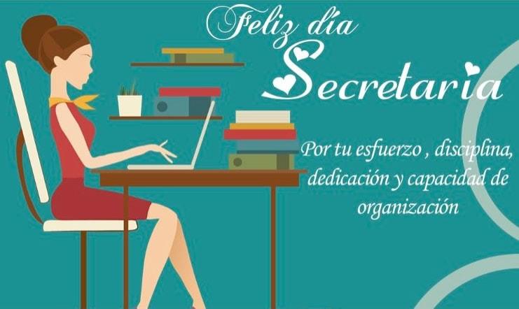 ImágenesCon Mensajes Para Enviar El Día De La Secretaria